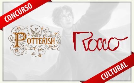 Concurso Cultural Rocco e Potterish