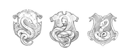 Potterish :: Harry Potter, o Ickabog, Animais Fantásticos e JK Rowling Confira a parte 2 do Por-Trás-Das-Cenas: Os Emblemas de Hogwarts do Pottermore