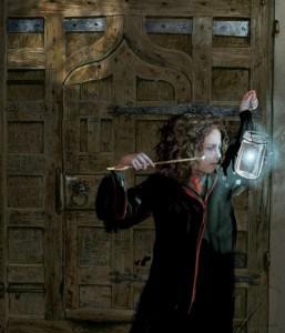 Hermione ilustrada