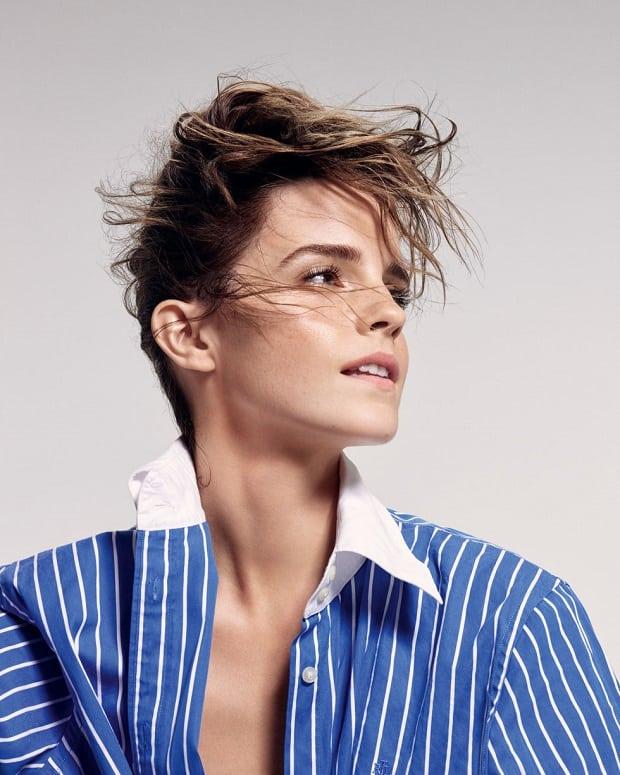 Potterish :: Harry Potter, o Ickabog, Animais Fantásticos e JK Rowling Emma Watson é nomeada Mulher do Ano pela revista Elle