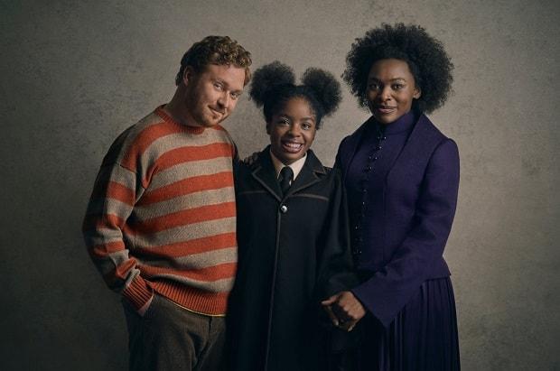 """Potterish :: Harry Potter, o Ickabog, Animais Fantásticos e JK Rowling Primeiras imagens do novo elenco de """"Criança Amaldiçoada"""""""