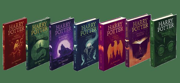 5 lançamentos de Harry Potter que você não pode perder!