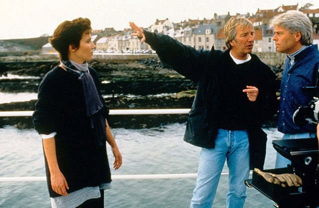 Alan Rickman in The Winter Guest.