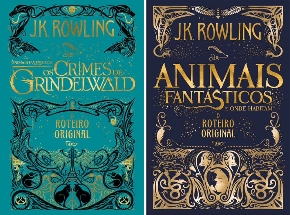 Potterish Depois de estrear nos cinemas, Os Crimes de Grindelwald chega às livrarias