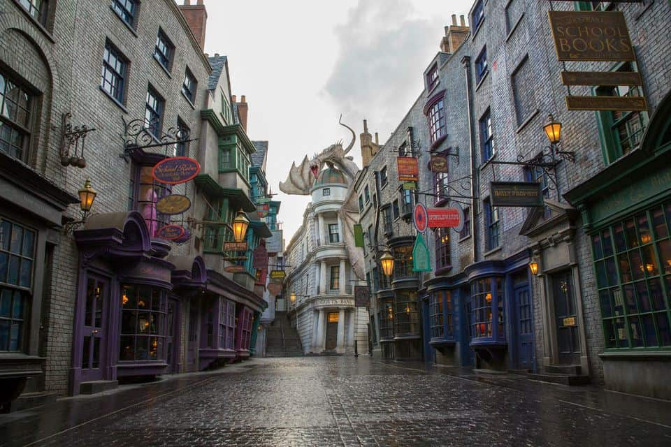 Potterish :: Harry Potter, o Ickabog, Animais Fantásticos e JK Rowling Harry Potter ganhará parque temático na China com Hogwarts e Hogsmeade