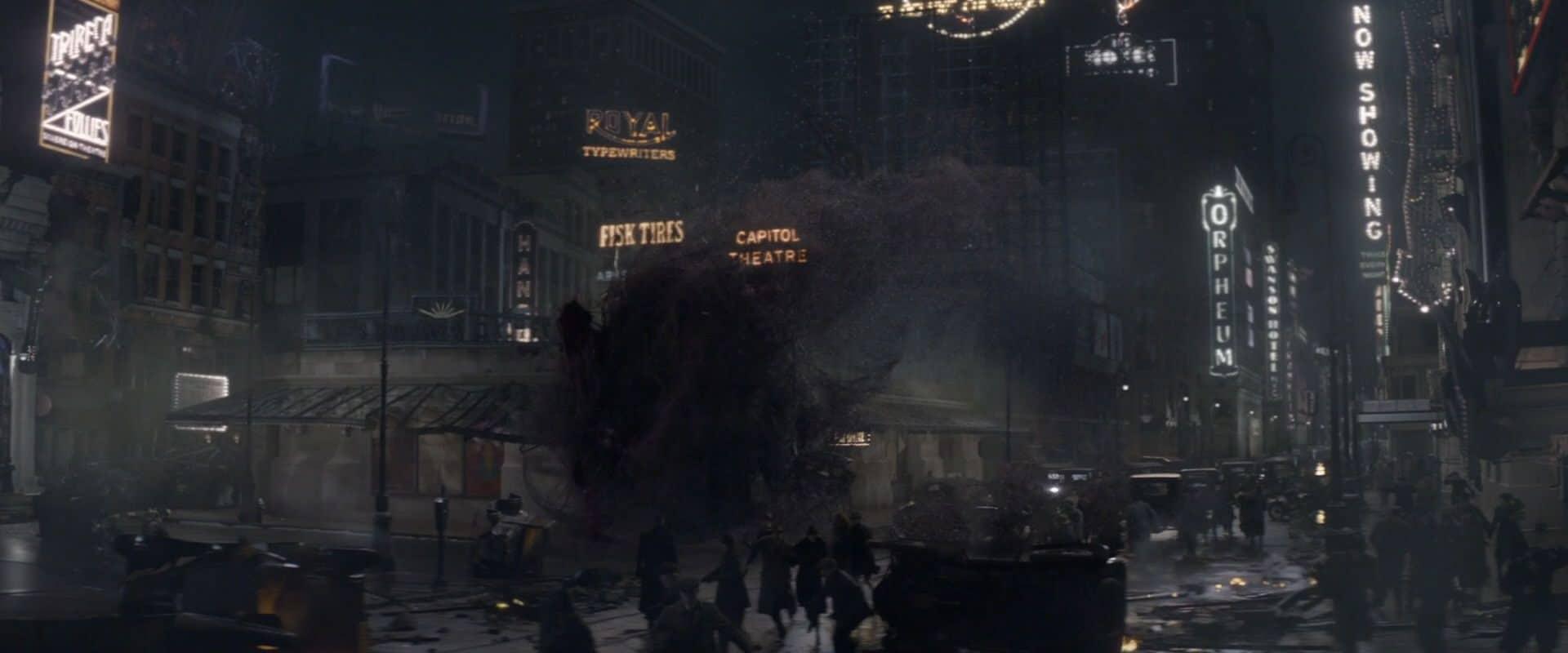Potterish :: Harry Potter, o Ickabog, Animais Fantásticos e JK Rowling 6 pontos turísticos de Animais Fantásticos em Nova York