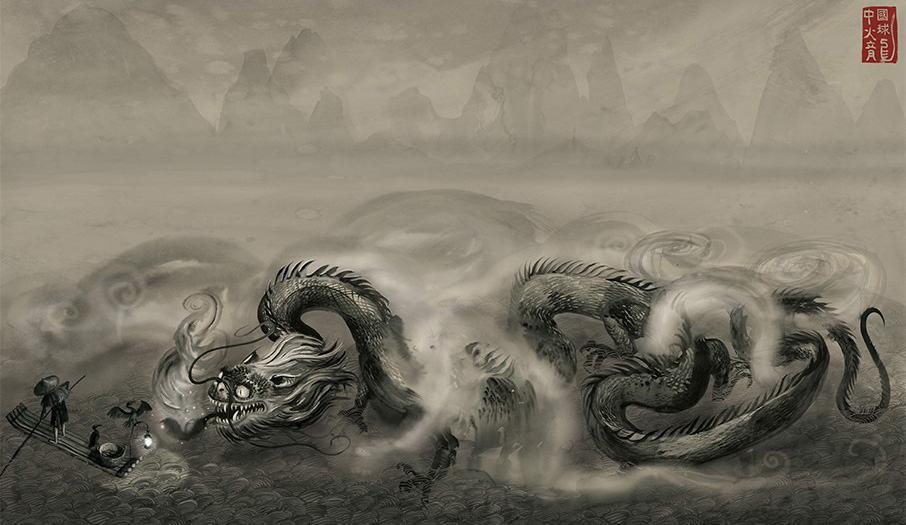 Ilustração de Harry Potter e o Cálice de Fogo por Jim Kay