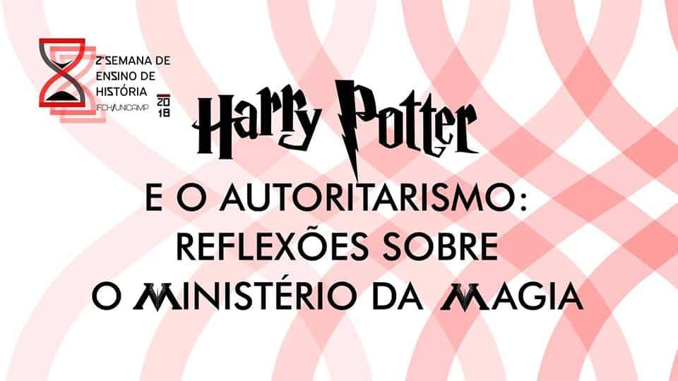 Potterish :: Harry Potter, o Ickabog, Animais Fantásticos e JK Rowling Unicamp oferece oficina sobre o autoritarismo em Harry Potter