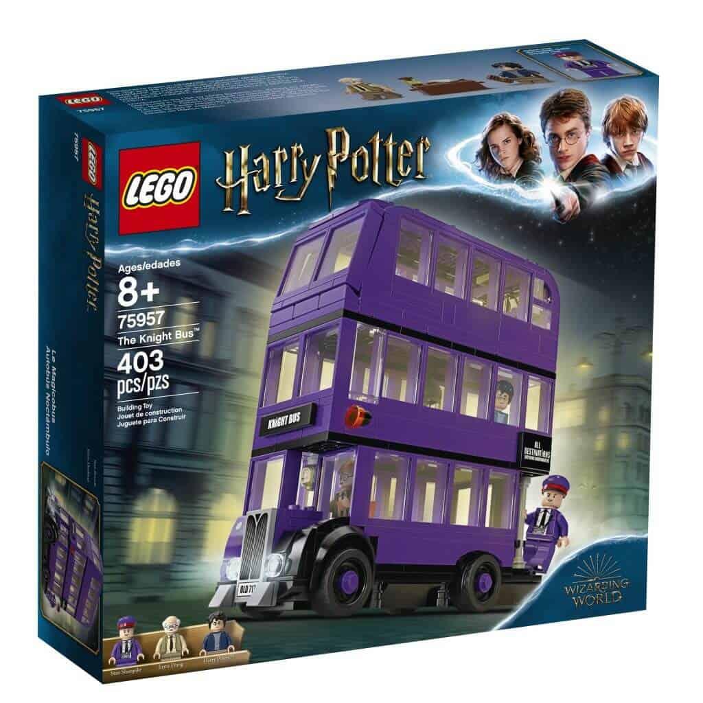 Potterish :: Harry Potter, o Ickabog, Animais Fantásticos e JK Rowling Cabana do Hagrid e Nôitibus Andante fazem parte da nova coleção de LEGO Harry Potter