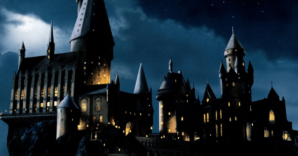 Hogwarts Castle could be good setting for Harry Potter series