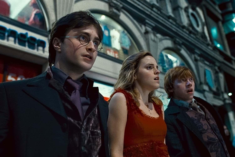 Potterish :: Harry Potter, o Ickabog, Animais Fantásticos e JK Rowling 13 pontos turísticos de Harry Potter e Animais Fantásticos em Londres