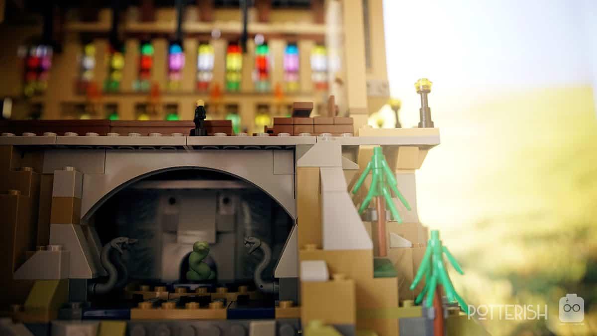 Potterish :: Harry Potter, o Ickabog, Animais Fantásticos e JK Rowling Com 6 mil peças, castelo de Hogwarts da LEGO dá trabalho para montar, mas é obra-prima para fãs