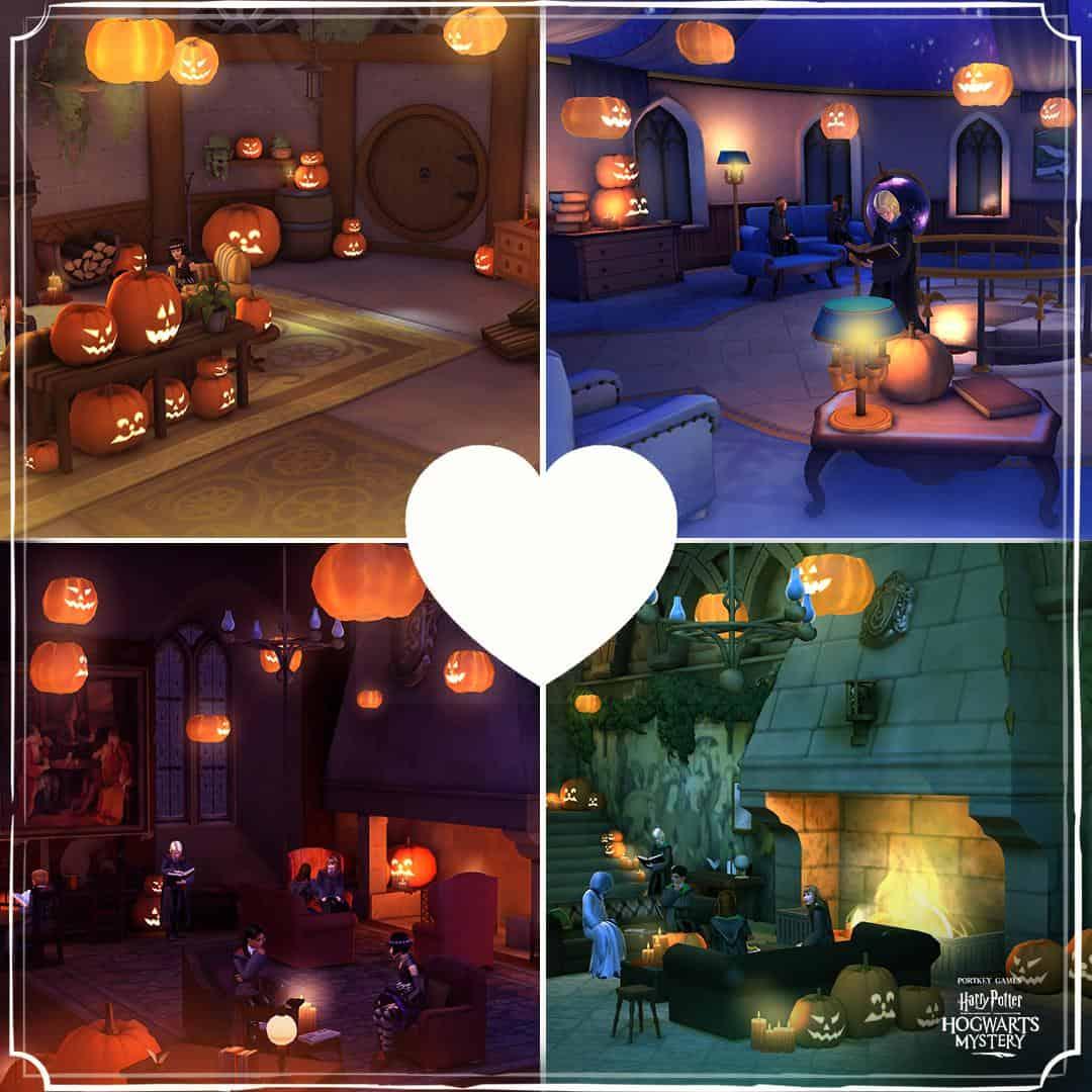 Potterish :: Harry Potter, o Ickabog, Animais Fantásticos e JK Rowling Jogos de Harry Potter lançam eventos especiais de Halloween