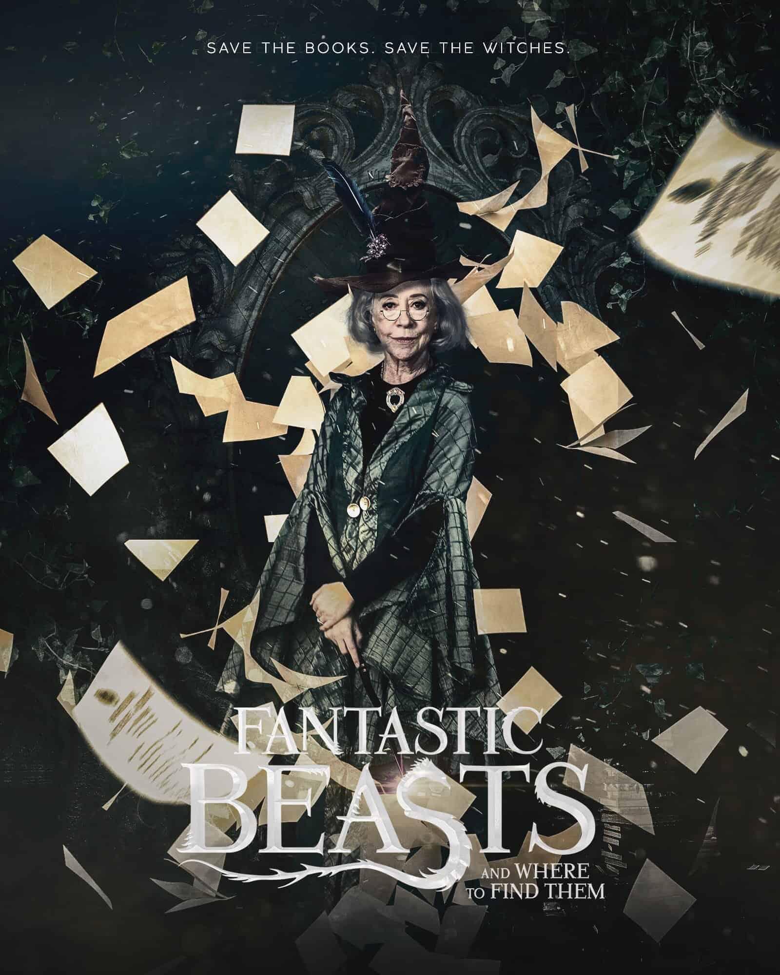 Potterish :: Harry Potter, o Ickabog, Animais Fantásticos e JK Rowling Estou com agenda cheia, diz Fernanda Montenegro sobre possível convite para Animais Fantásticos 3