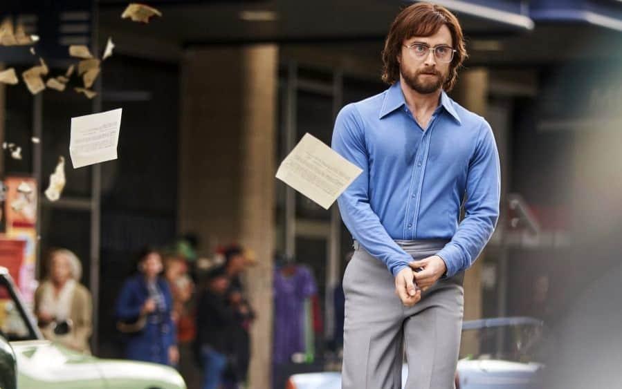 Daniel Radcliffe interpreta escritor que luta contra o apartheid