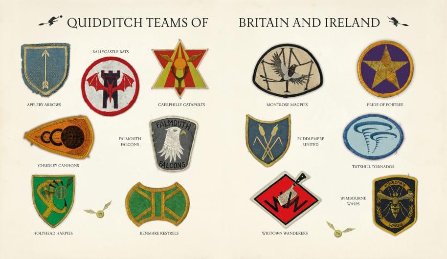 Potterish :: Harry Potter, o Ickabog, Animais Fantásticos e JK Rowling GALERIA: Versão ilustrada de Quadribol Através dos Séculos ganha capas e prévias