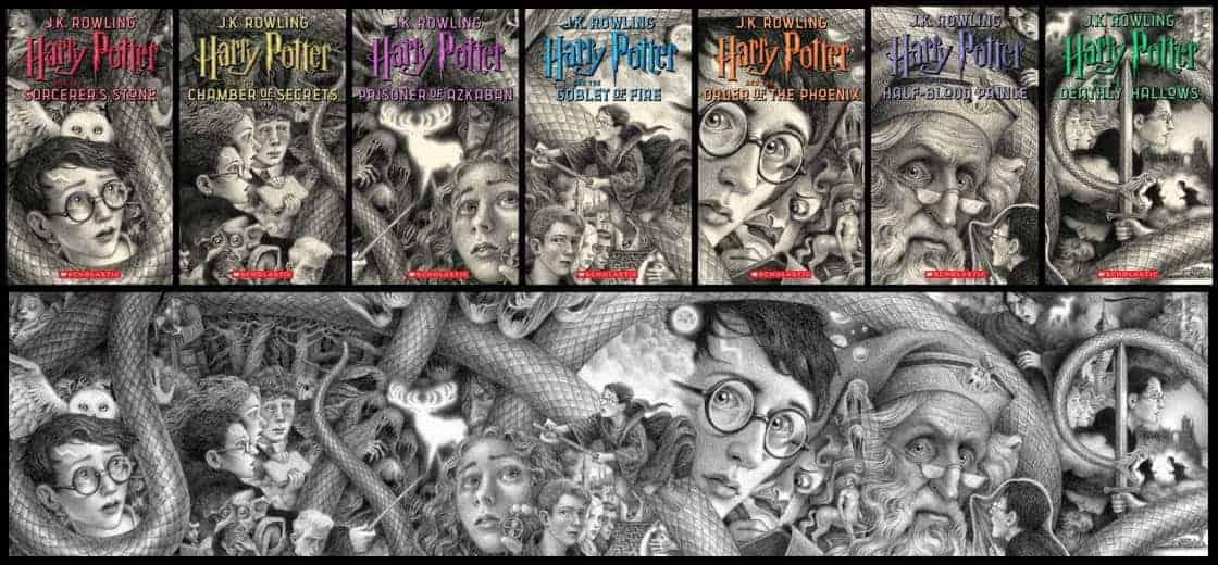harry potter ganha box de livros em capa dura no brasil harry potter ganha box de livros em