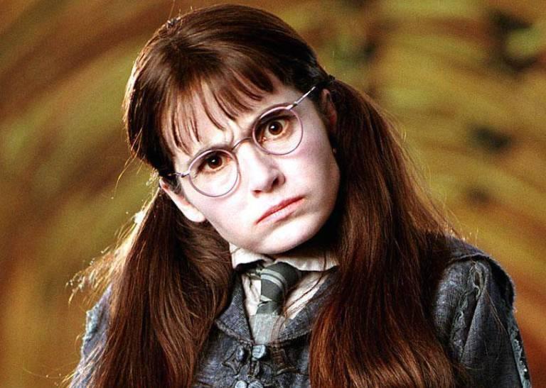 Murta-Que-Geme, de Harry Potter