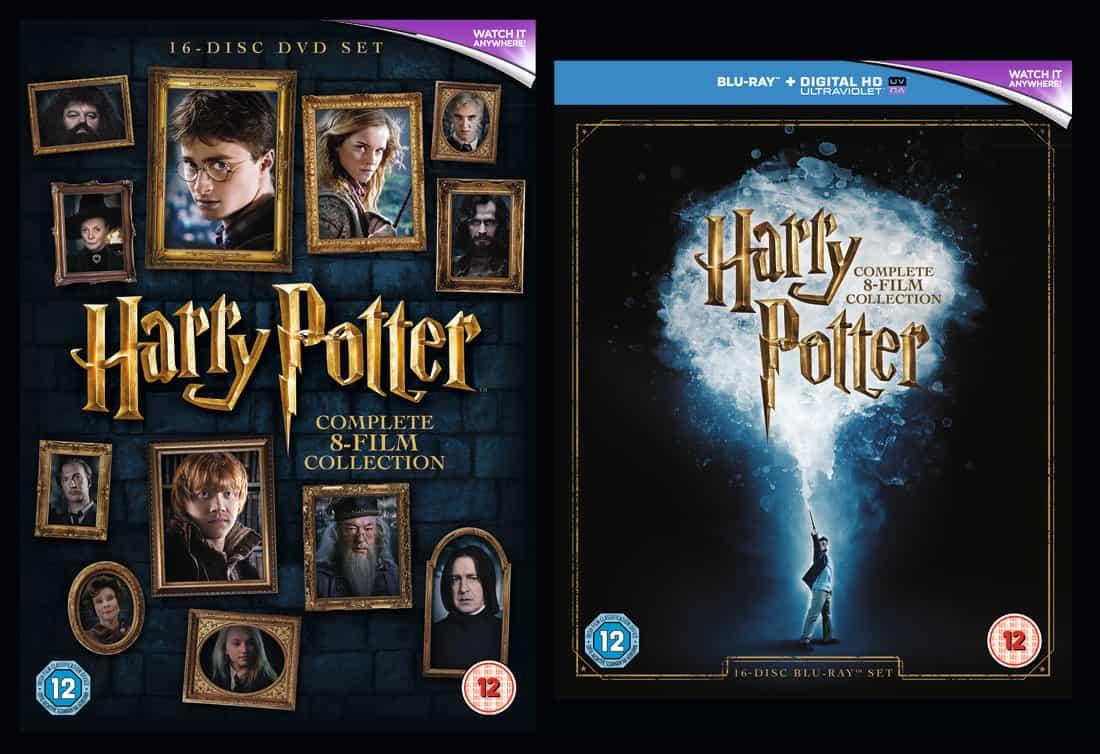 """Potterish :: Harry Potter, o Ickabog, Animais Fantásticos e JK Rowling Warner Bros. anuncia novas edições de DVD e Blu-ray de """"Harry Potter"""""""