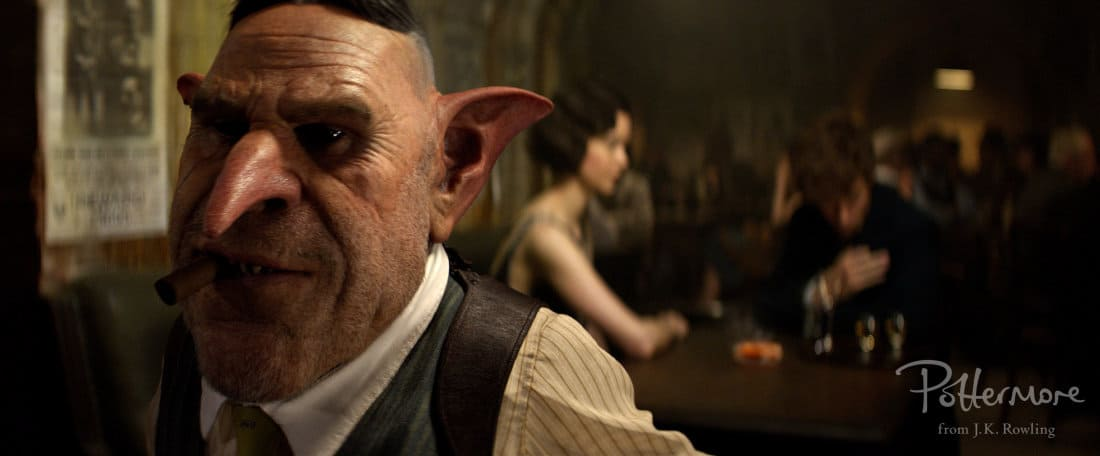 """Potterish Pottermore aponta dezenove descobertas com o novo trailer de """"Animais Fantásticos"""""""