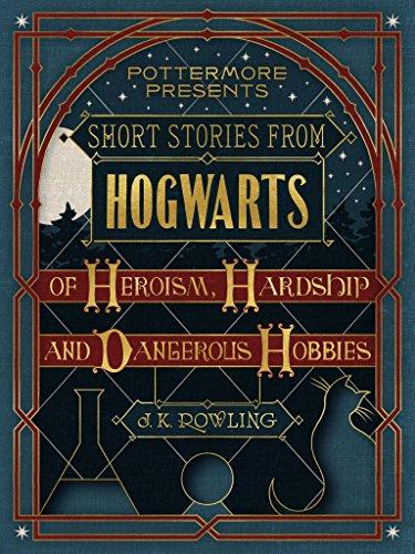 Potterish.com [Year 18] :: Harry Potter, The Ickabog, Fantastic Beasts, JK Rowling, Daniel, Emma & Rupert J.K. Rowling will publish 3 eBooks about Hogwarts in September