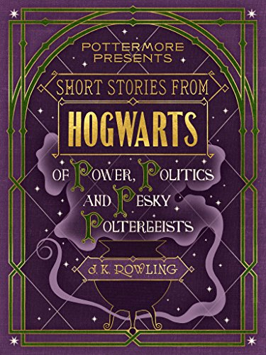 J.K. Rowling will publish 3 eBooks about Hogwarts in September