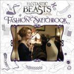 """FB fashion sketchbook cvr border 150x150 - Revelada capa do roteiro de """"Animais Fantásticos"""""""