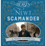 """6NewtScrapbook B2C UKCovercopy 150x150 - Revelada capa do roteiro de """"Animais Fantásticos"""""""