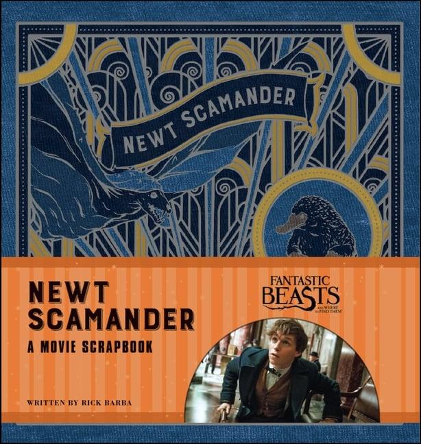 newt-scamander-scrapbook