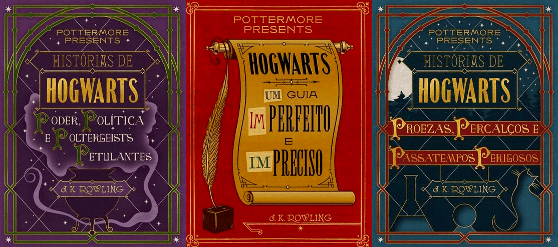 pottermore presents português