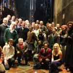 "CsyWm6wWIAAScxD 150x150 - Evanna Lynch, Warwick Davis and Jason Isaacs attend ""Cursed Child"" performance"
