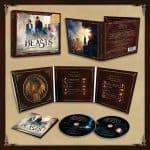 """Fantastic Beasts DELUXE Sdtk Full Packshot 02 1425px RGB 150dpi 1  150x150 - Prévia da trilha sonora de """"Animais Fantásticos"""" é divulgada"""