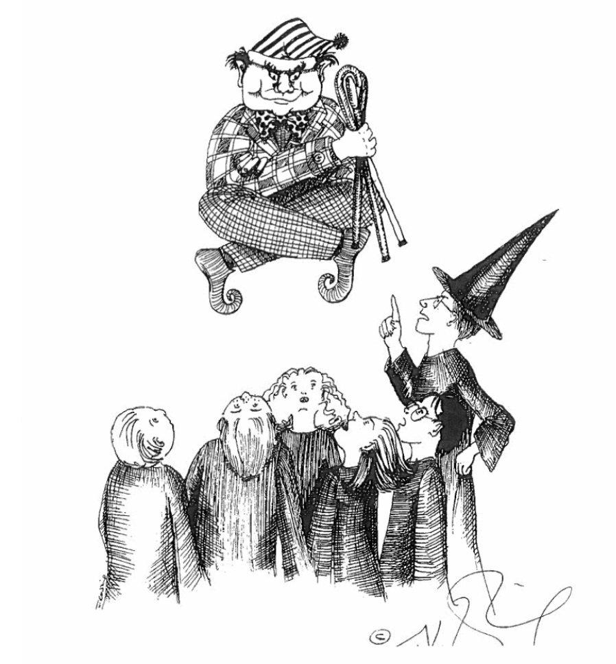 Potterish.com [Year 18] :: Harry Potter, The Ickabog, Fantastic Beasts, JK Rowling, Daniel, Emma & Rupert Five characters we missed on the big screen