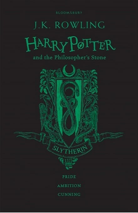 "Potterish Pottermore divulga novas capas de ""Harry Potter e a Pedra Filosofal"""