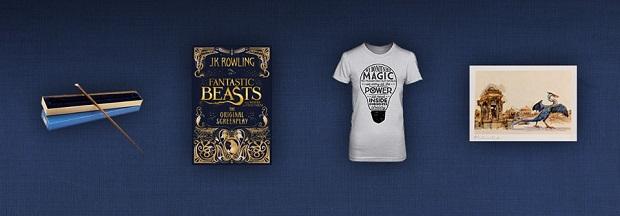 Potterish :: Harry Potter, o Ickabog, Animais Fantásticos e JK Rowling Lumos sorteia pacote de prêmios de Animais Fantásticos