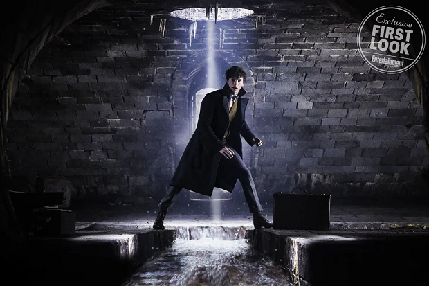 Potterish.com [Year 18] :: Harry Potter, Cursed Child, Fantastic Beasts, JK Rowling, Daniel, Emma & Rupert Newt and Dumbledore are together in new photos from Fantastic Beasts: The Crimes of Grindelwald