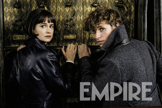 Potterish.com [Year 18] :: Harry Potter, The Ickabog, Fantastic Beasts, JK Rowling, Daniel, Emma & Rupert Newt and Tina appear in new image of The Crimes of Grindelwald