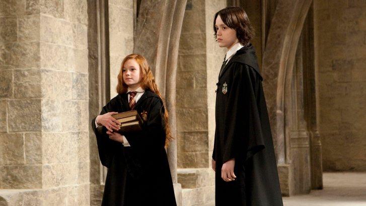 Potterish :: Harry Potter, o Ickabog, Animais Fantásticos e JK Rowling Severo Snape: nem vilão, nem herói