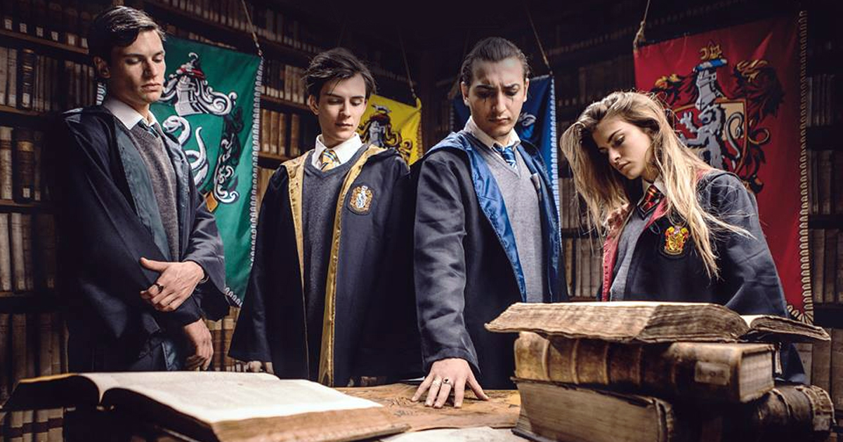 Potterish :: Harry Potter, o Ickabog, Animais Fantásticos e JK Rowling Filme sobre Neville Longbottom faz sucesso no Youtube; assista