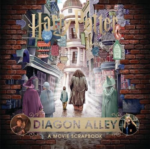 Potterish :: Harry Potter, o Ickabog, Animais Fantásticos e JK Rowling Beco Diagonal ganhará livro especial com itens removíveis