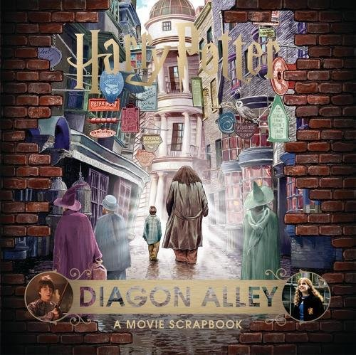 Potterish.com [Year 18] :: Harry Potter, The Ickabog, Fantastic Beasts, JK Rowling, Daniel, Emma & Rupert Diagon Alley gets special book with removable items