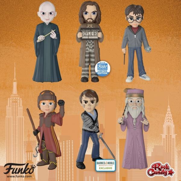 Potterish :: Harry Potter, o Ickabog, Animais Fantásticos e JK Rowling Funko prepara nova linha de colecionáveis inspirados em Harry Potter