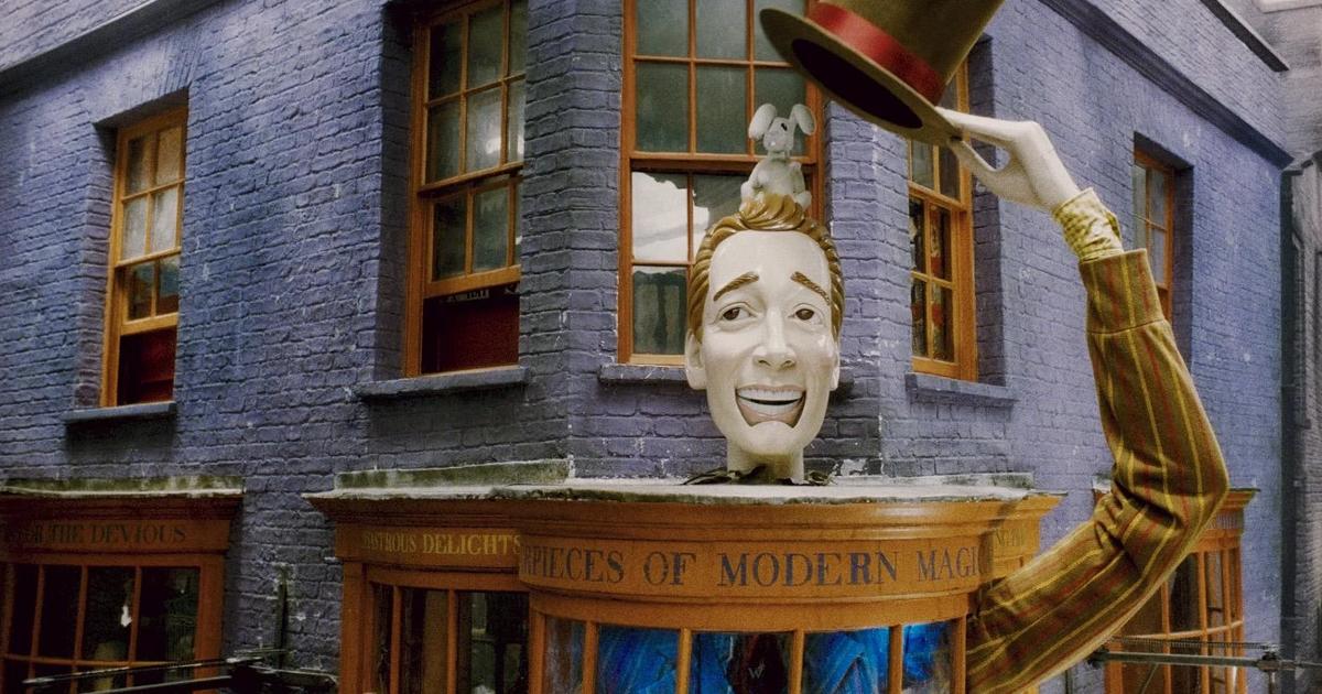 Potterish :: Harry Potter, o Ickabog, Animais Fantásticos e JK Rowling A determinação e a ousadia dos gêmeos Weasley