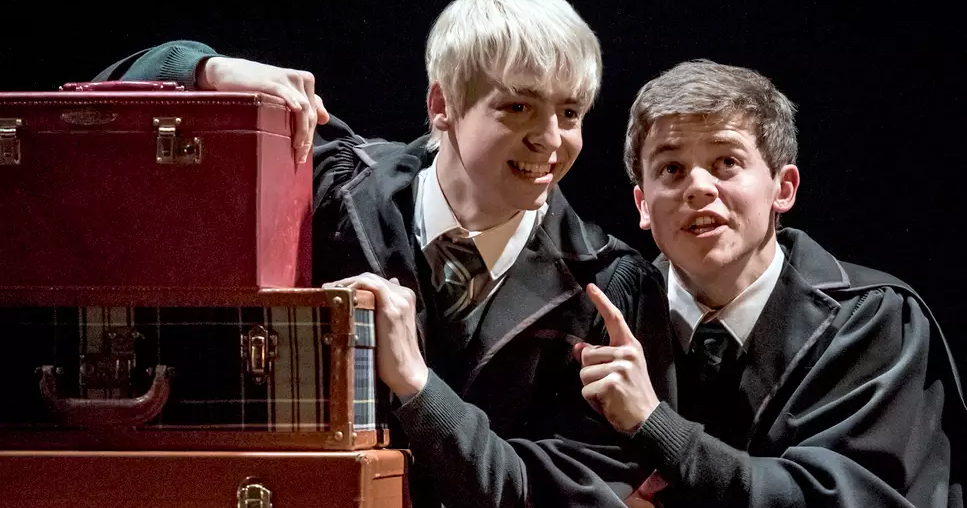 Cursed Child disrespects rules about turn-time, different from what Harry Potter series should do