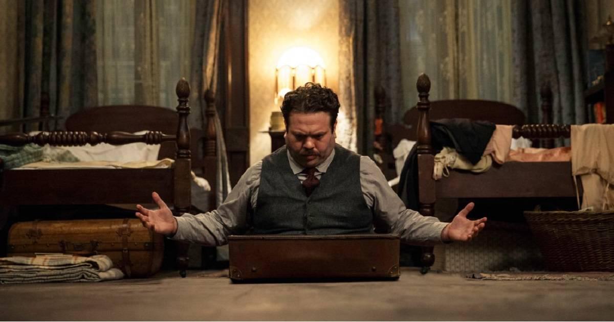 Potterish :: Harry Potter, o Ickabog, Animais Fantásticos e JK Rowling Animais Fantásticos 3 deve abordar 2ª Guerra Mundial, diz ator