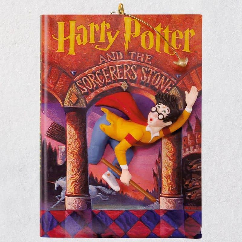 Potterish :: Harry Potter, o Ickabog, Animais Fantásticos e JK Rowling Quatro novos ornamentos temáticos de Harry Potter são anunciados