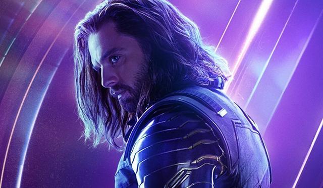 Bucky Barnes em Vingadores