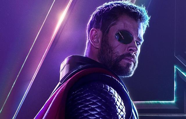 Thor em Vingadores
