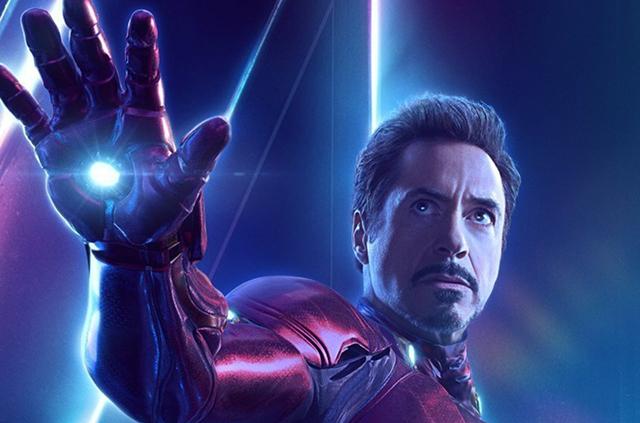 Homem de Ferro em Vingadores