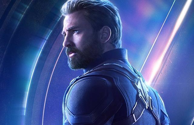 Capitão América em Vingadores